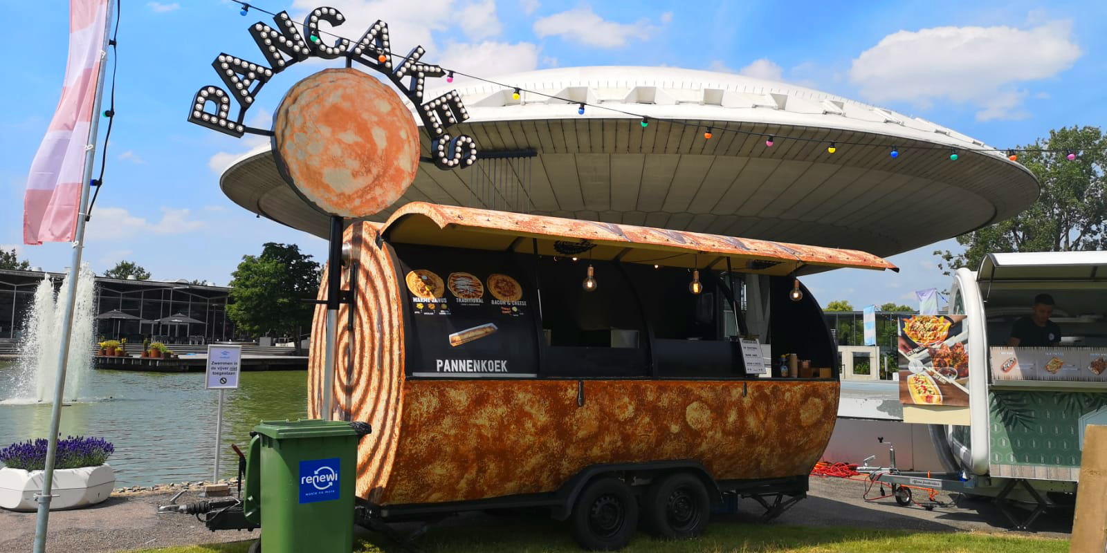 Rolled-Foodtruck